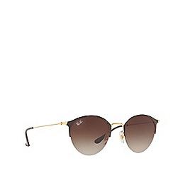 Ray-Ban - Brown 0RB3578 Phantos sunglasses