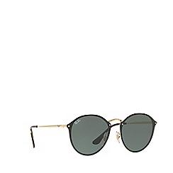Ray-Ban - Gold 0RB3574N Phantos sunglasses