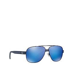 Polo Ralph Lauren - Blue  PH3110 pilot sunglasses