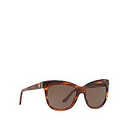 Ralph Lauren - Havana 0rl8158 square sunglasses