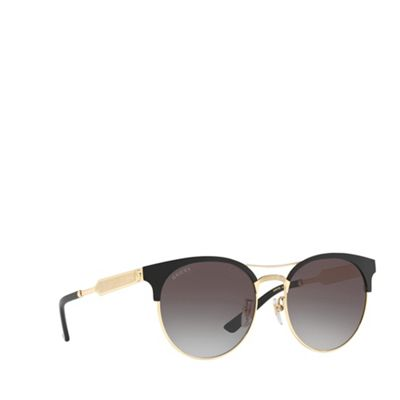 Gucci   Blue Gg0075 S Round Sunglasses by Gucci