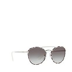 Prada - Brown  PR 63TS square sunglasses