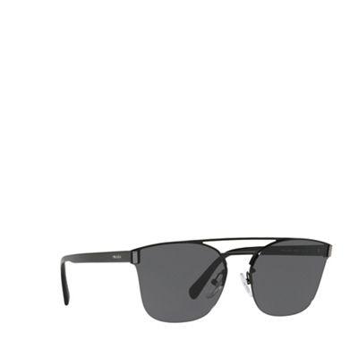 70324bb8f25 Prada Black PR 67TS phantos sunglasses