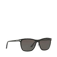 Tom Ford - Black Alasdhair TR000894 Irregular Sunglasses