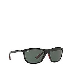 Ray-Ban - Black 0rb8351m square sunglasses