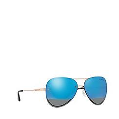 Michael Kors - Rose Gold LA JOLLA pilot sunglasses