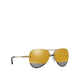 Michael Kors - Gold LA JOLLA pilot sunglasses