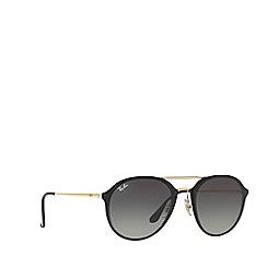 Ray-Ban - Black rb4292n square sunglasses