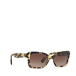 Ralph - Tortoise RA5239 rectangle sunglasses