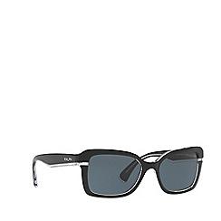 Ralph - Black RA5239 rectangle sunglasses