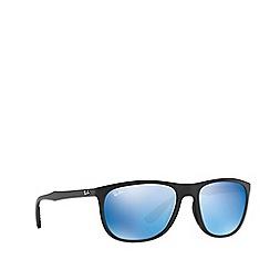 Ray-Ban - Black rb4291 square sunglasses