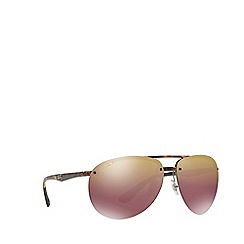 Ray-Ban - Havana rb4293ch pilot sunglasses