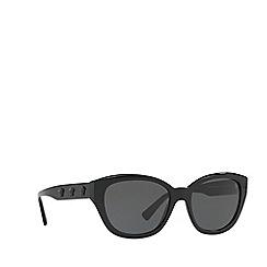 Versace - Black VE4343 butterfly sunglasses
