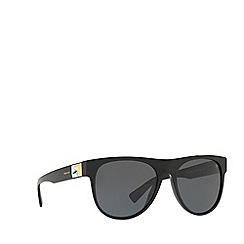 Versace - Black VE4346 pilot sunglasses