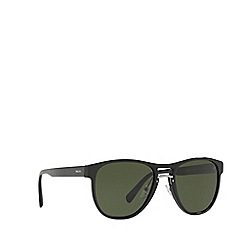 Prada - Black PR 09US pilot sunglasses