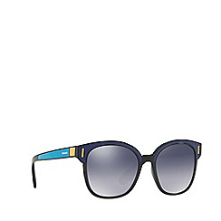 Prada - Blue PR 05US square sunglasses