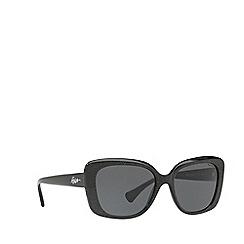 Ralph - Shiny Black Glitter 0RA5241 pillow sunglasses