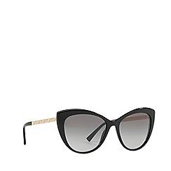 Versace - Black 0VE4348 cat eye sunglasses