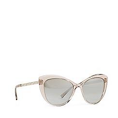 Versace - Brown 0VE4348 cat eye sunglasses