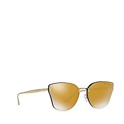 Michael Kors - Black 'Sanibel' butterfly sunglasses