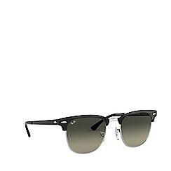 Ray-Ban - Black 0RB3716 square sunglasses
