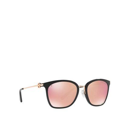 28aab77f4a174 Michael Kors Black  Destin  square sunglasses