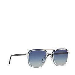 Prada - Silver 0PR 59US square sunglasses