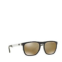 Emporio Armani - Green 0EA4114 pillow sunglasses