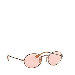 Ray-Ban - Oval Sunglasses