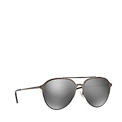 Polo Ralph Lauren - Gunmetal 0PH3115 pilot sunglasses