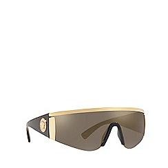 Versace - Gold 0VE2197 irregular sunglasses