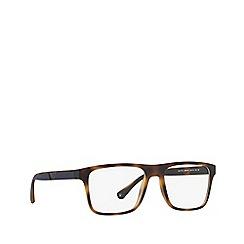 Emporio Armani - 0EA4115 Rectangle Sunglasses