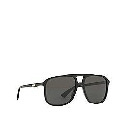 36588fc9268 Gucci - Black GG0262S square sunglasses
