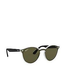 Ray-Ban - Clear 0RB4380N phantos sunglasses