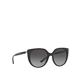 Dolce   Gabbana - Black 0DG6119 butterfly sunglasses b5b532d3c1