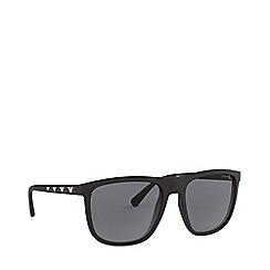 Emporio Armani - 0EA4124 Square Sunglasses