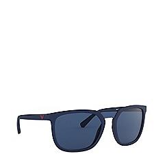 Emporio Armani - 0EA4123 Square Sunglasses