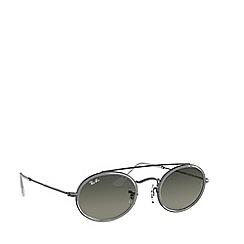 Ray-Ban - 0RB3847N Oval Sunglasses