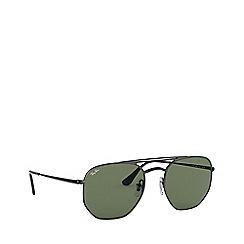 Ray-Ban - Black 0RB3609 square sunglasses