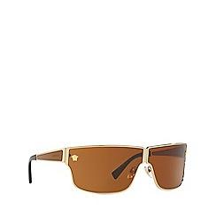Versace - Matte brown 0ph4110 phantos sunglasses
