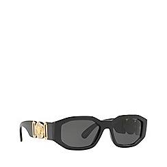 Versace - Havana new wayfarer square sunglasses