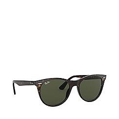 Ray-Ban - Havana 0RB2185 square sunglasses