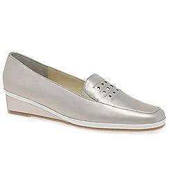 Van Dal - Ivory Napa Womens Casual Shoes