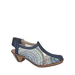 Rieker - Blue 'Louise' womens sandals