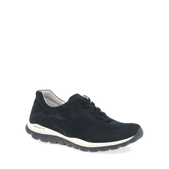 Womens Sports Trainers 'Helen' Gabor Navy wREqX1S