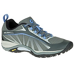 Merrell - Grey 'Siren Edge' hiking shoes