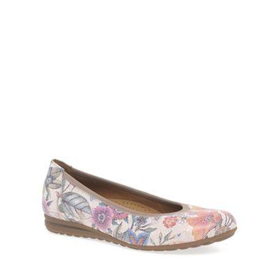 Gabor - Multi Coloured 'Splash' Womens Casual Shoes