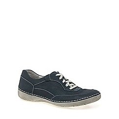 Josef Seibel - Blue 'Antje 09' Womens Casual Trainers
