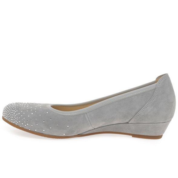 casual Light womens shoes grey Gabor 'arya' YpCwqC4