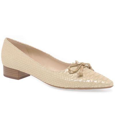 Peter Kaiser - Beige 'Lizzy H' womens dress shoes